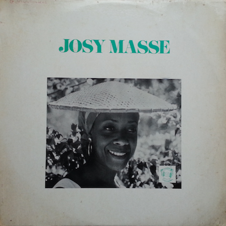 josy masse inter caraibes lp front small